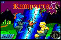 Concours Jeux CPC Amstrad sur BZHGames - Page 2 Cpc_ramparts_