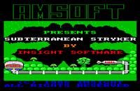 Jeux Amstrad en ligne - Page 5 Cpc_subterraneanstryker_